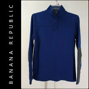 Banana Republic Men Pull Over Sweater Size Medium